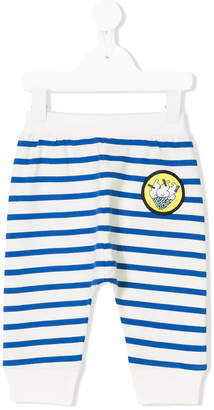 Stella McCartney Pudding striped trousers