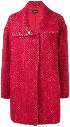 Liu Jo short cocoon coat