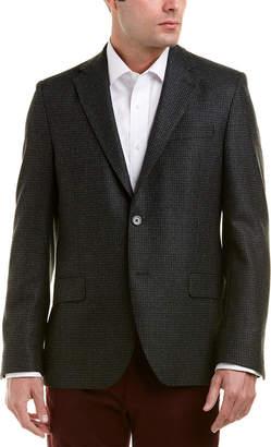 Ike Behar Logan Modern Fit Wool Sportcoat