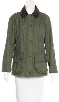 Barbour Casual Utility Jacket $175 thestylecure.com