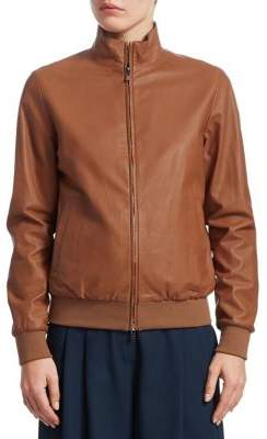 Loro Piana New Touch Wind Stretch Bomber Jacket