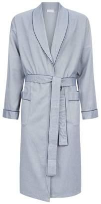 Zimmerli Cotton Twill Robe