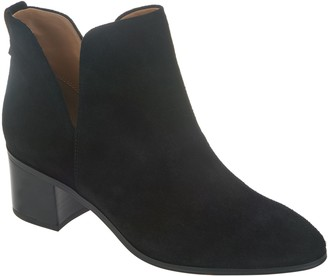 Franco Sarto Leather or Suede Boots - Reeve