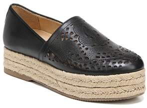 Naturalizer Thea Perforated Platform Espadrille