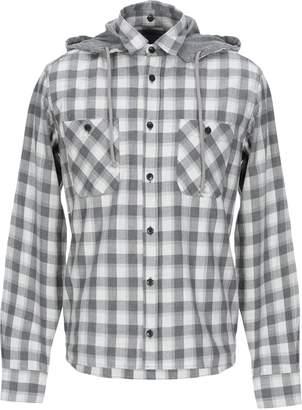 Grey Daniele Alessandrini Shirts - Item 38854237HD