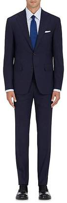 Canali Men's Capri Stretch-Wool Two-Button Suit