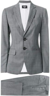 DSQUARED2 cropped London suit