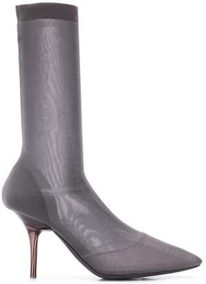 69f527e3943 Yeezy Transparent Heel - ShopStyle