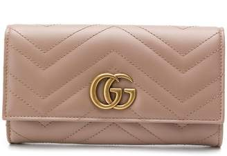 Gucci (グッチ) - Gucci GGマーモント長財布
