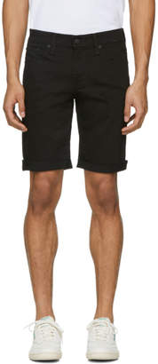 Levi's Levis Black 511 Cut-Off Shorts