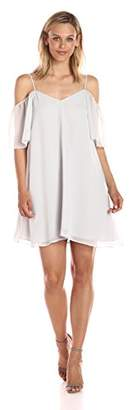 French Connection Women's Constance Drape Dress