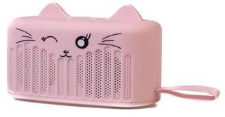 Gabba Goods Tech Accessories Pink Cat Ear Bluetooth Speakers
