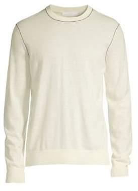 Helmut Lang Wool Stitch Sweater