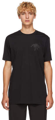 BLACKBARRETT by NEIL BARRETT Black Spider Long T-Shirt