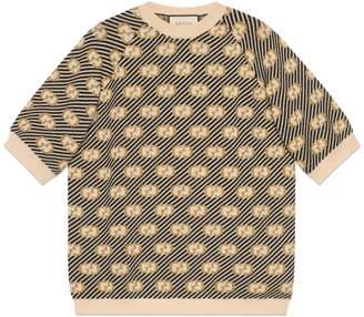 Gucci Wool Logo Crewneck Sweater
