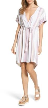 Women's Rails Elodie Stripe Dress $158 thestylecure.com