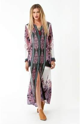Hale Bob Minerva Chiffon Dress