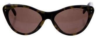 Ralph Lauren Tinted Cat-Eye Sunglasses