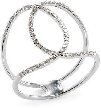 Ef Collection Diamond Infinity Ring