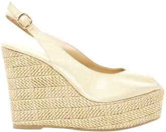 Castaner Cloth sandals