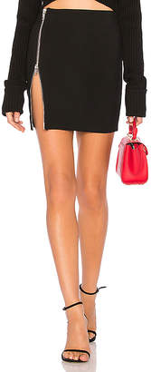 by the way. Elisia Zip Skirt