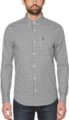Original Penguin STRETCH GINGHAM SHIRT