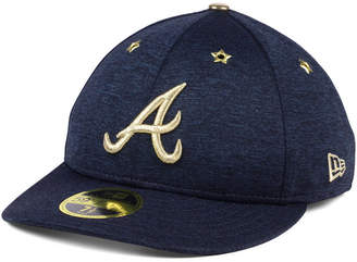 New Era Atlanta Braves 2017 All Star Game Patch Low Profile 59FIFTY Fitted Cap