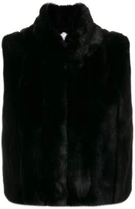 Rossignol faux fur vest