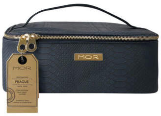 MOR NEW Destination Prague Navy Large Train Case