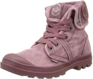 La Redoute Palladium Womens Baggy Wf Trainers Pink