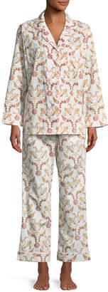 BedHead She Sells Seashells Long-Sleeve Classic Pajama Set