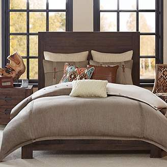 Hampton Hill Roaring River Queen Size Bed Comforter Duvet 2-In-1 Set Bed In A Bag