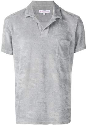 Orlebar Brown chest pocket polo shirt