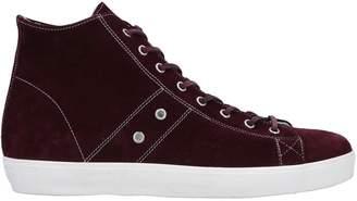 Leather Crown High-tops & sneakers - Item 11662189KI