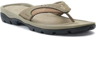 4eeb3191eb0 at Kohl s · Columbia Tango III Men s Flip Flop Sandals