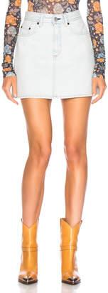 Acne Studios x Bla Konst Mini Skirt