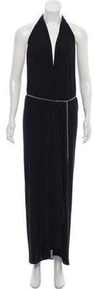 Michael Kors Maxi Wrap Dress w/ Tags