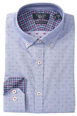 Original Penguin Heritage Slim Fit Dash Dress Shirt