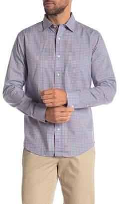 Faherty BRAND Ventura Check Print Shirt