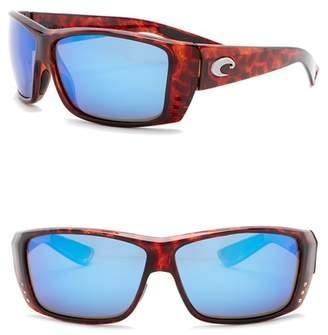 Costa del Mar Cat Cay Wrap Sunglasses