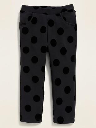 Old Navy Ponte-Knit Leggings for Toddler Girls