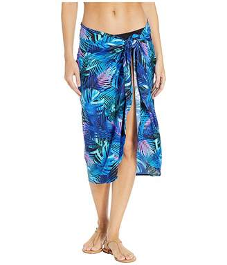 0898d2155e Miraclesuit Royal Palms Sarong Cover-Up