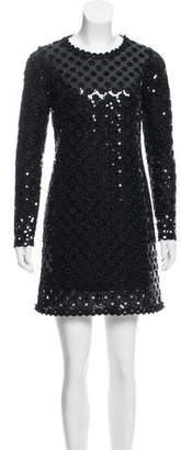 Marc Jacobs Embellished Eyelet Dress w/ Tags