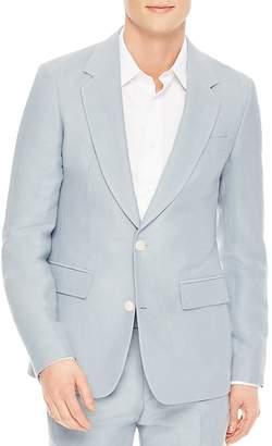 Sandro Notch Slim Fit Sport Coat