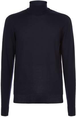 Pal Zileri Wool Turtleneck Sweater