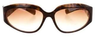 Paul Smith Gradient Rectangular Sunglasses
