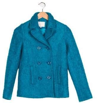 Gucci Girls' Wool-Blend Coat