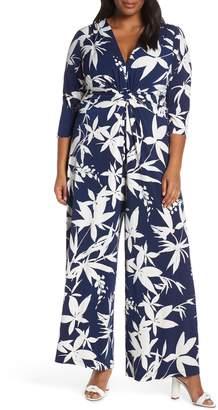 4561ba88bf4e Womens Plus Size Wide Leg Jumpsuits - ShopStyle