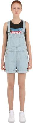 Levi's Shortall Vintage Cotton Denim Overalls