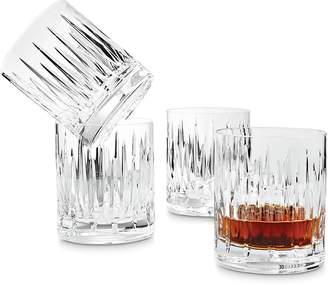 Reed & Barton Soho Double Old Fashioned Glasses, Set of 4